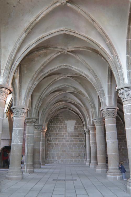 Photo of stone room